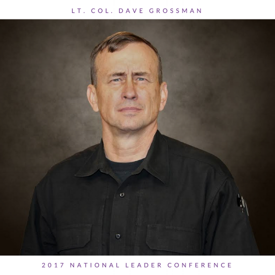 Lt. Col. Dave Grossman