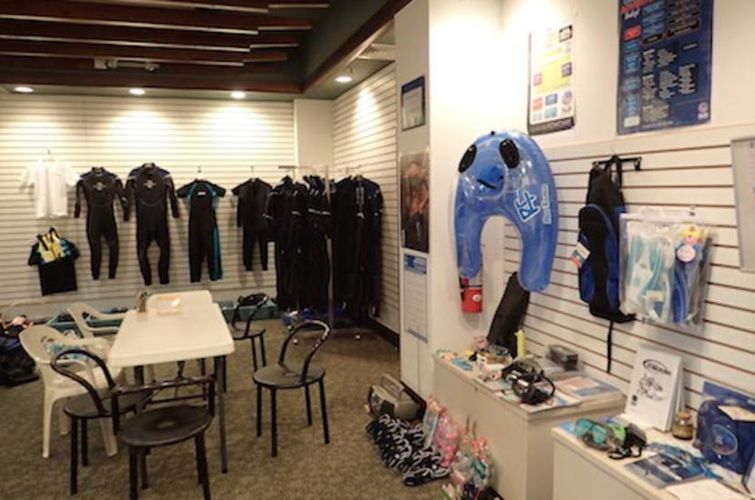 Blue Ocean Sports Club Office