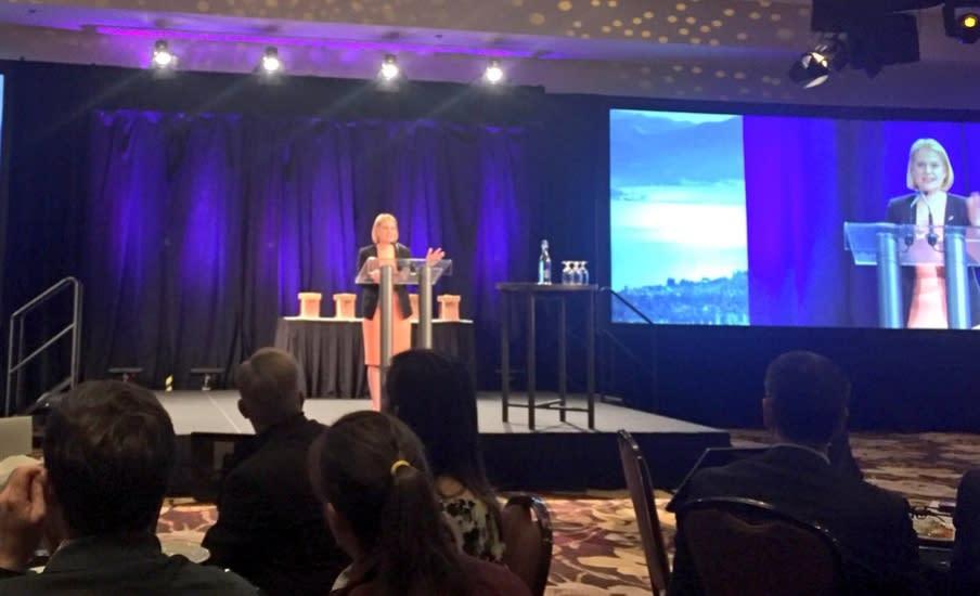 Hon. Lisa Beare at BCTIC 2018
