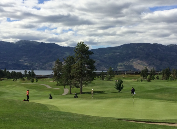 Two Eagles Golf Course
