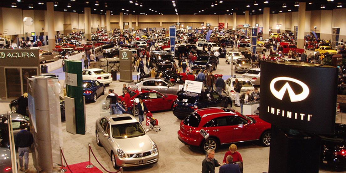 CHI Health Center Omaha - Omaha car show