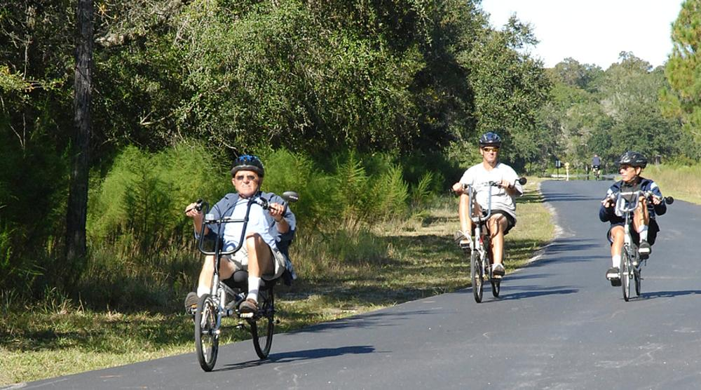 Flatwoods Bike Trail