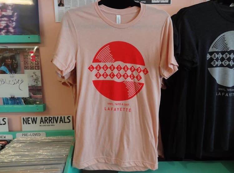 Lagniappe Records T Shirt