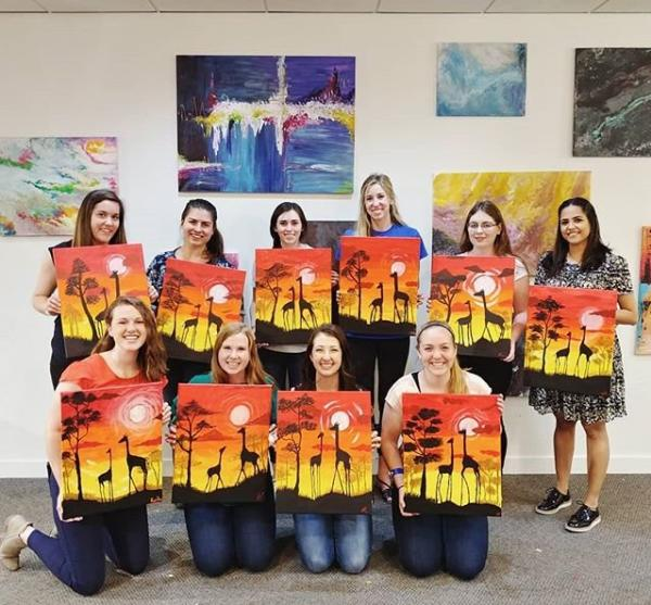 GET CREATIVE IN UTAH VALLEY--SPOTS WHERE YOU CAN MAKE YOUR OWN ART! - Paint Loft