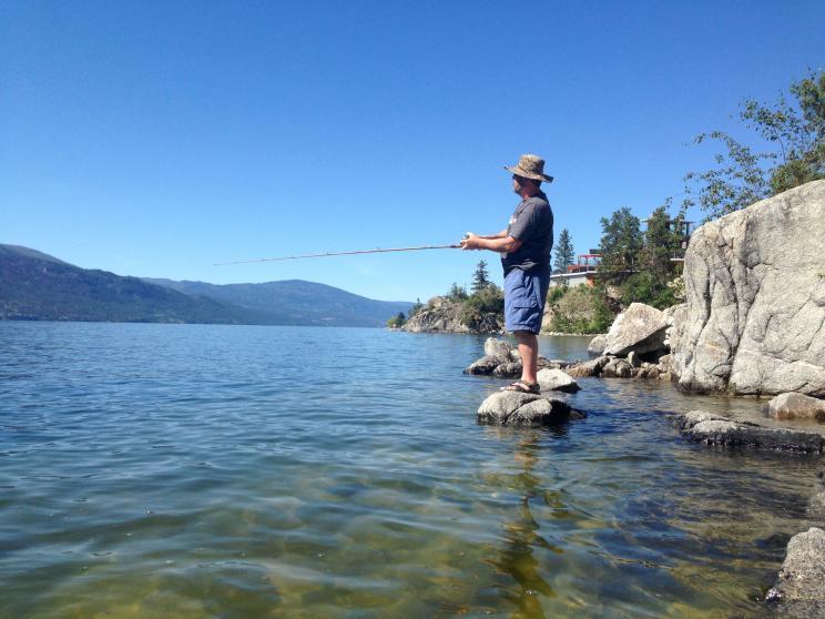 Lake Country Fishing