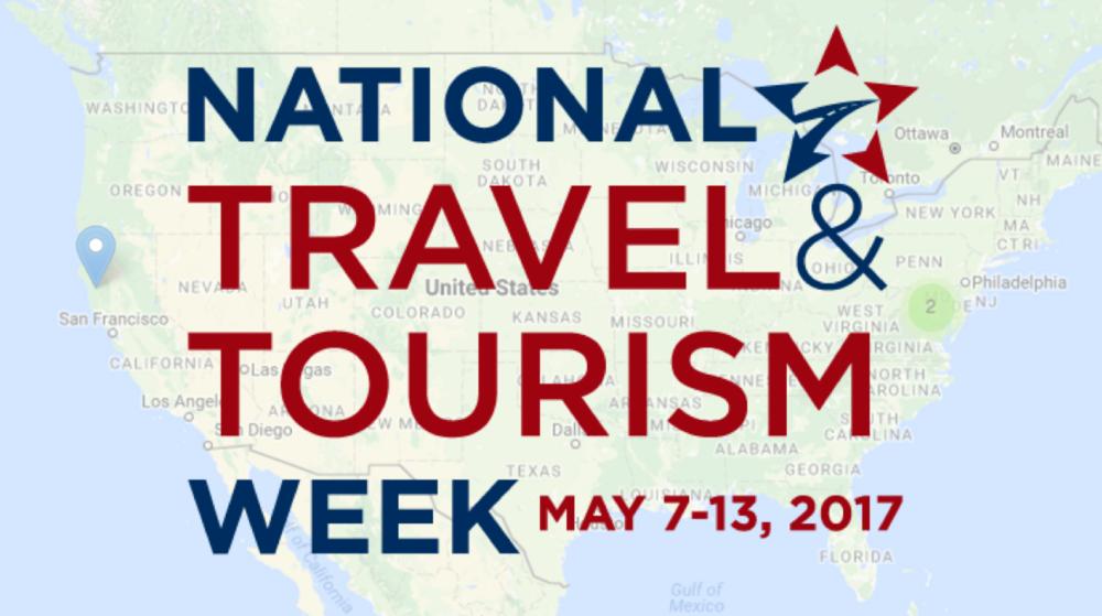 National Travel & Tourism Week 2017