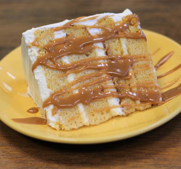 Great Dane Baking Company - Pumpkin Caramel Cake