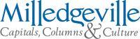 Milledgeville CVB logo