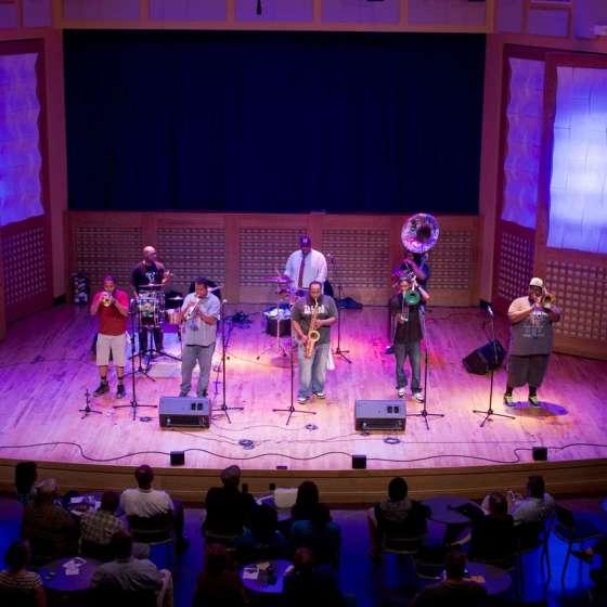 Ellis Marsalis Center for Music
