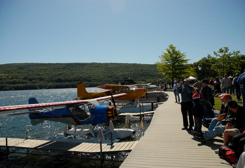 Seaplane Homecoming