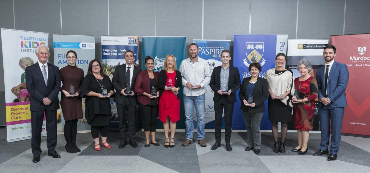 Aspire Award Winners 2017
