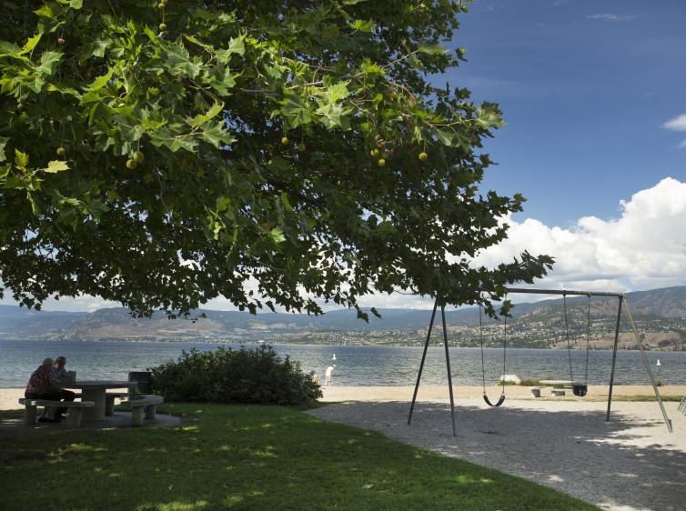 Sarsons Beach Park
