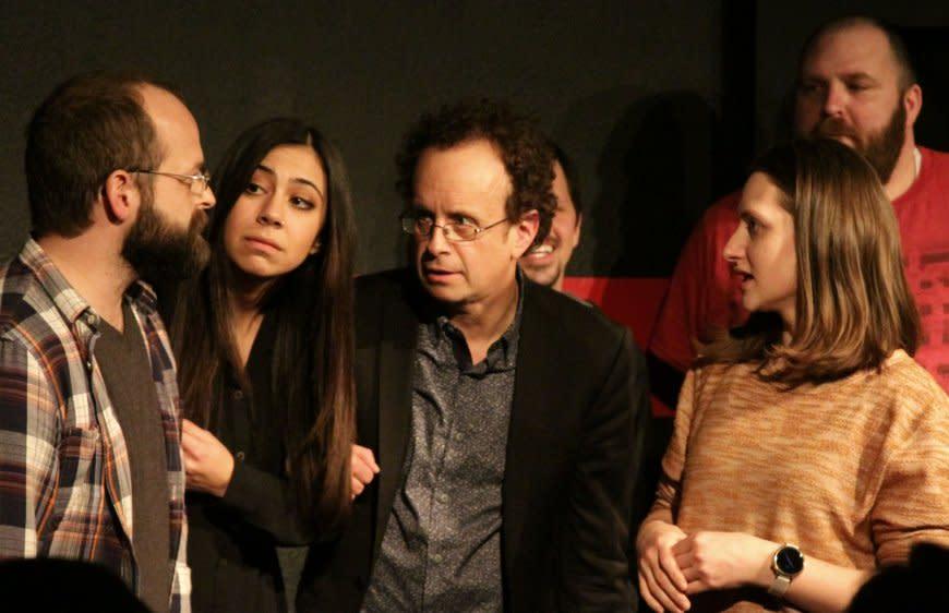Backline Comedy Theatre Improve in Omaha Nebraska