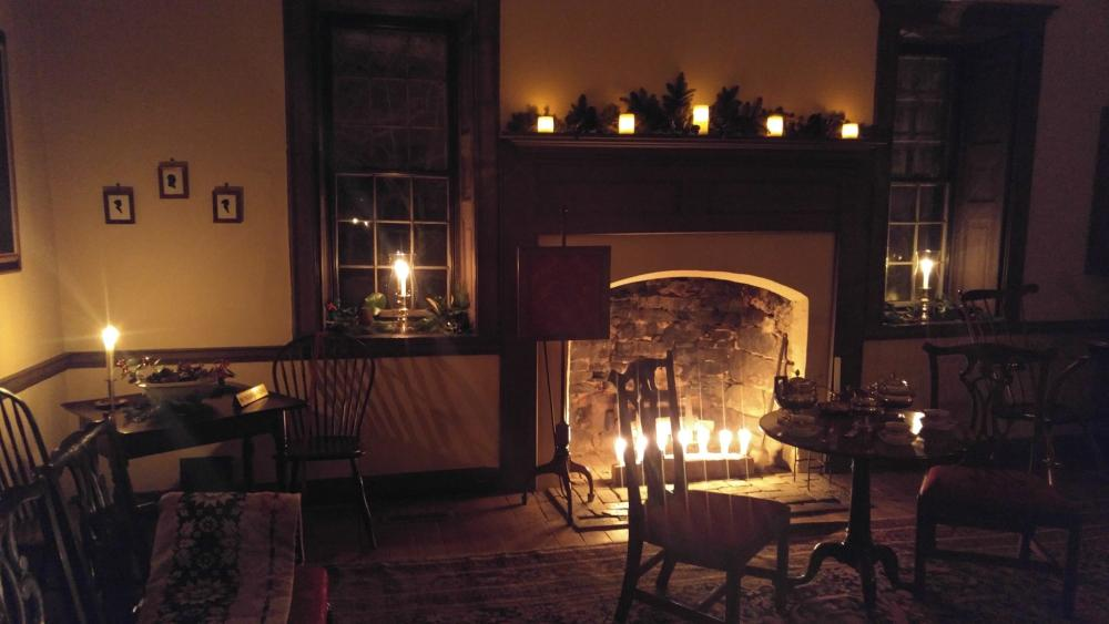Ramsey House Candlelight Tour