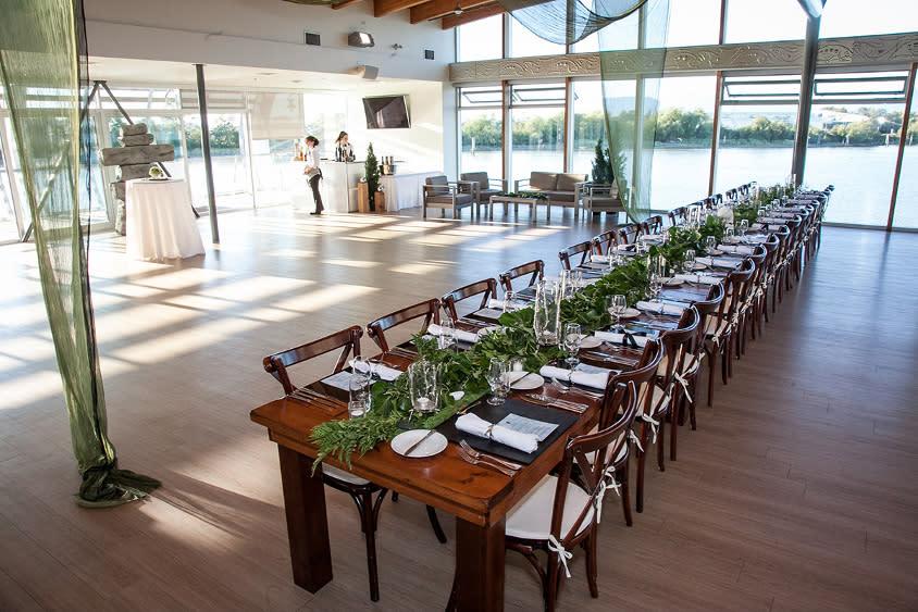 Savoury Chef Foods Table Decor