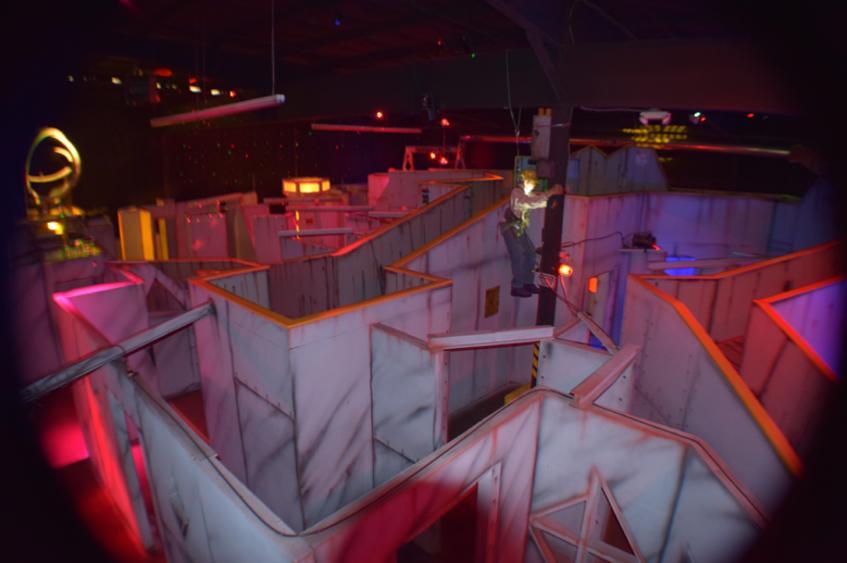 Demolition Ball Adrenaline Zone