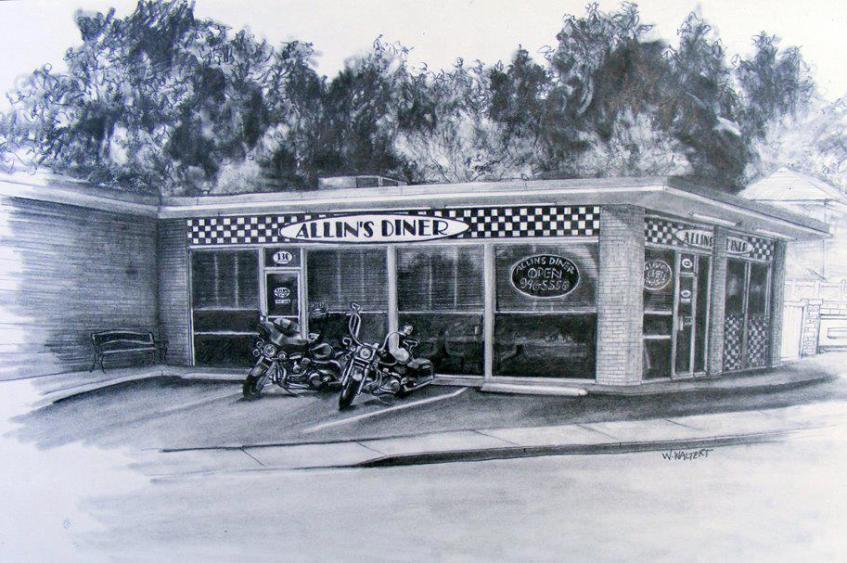 Allin's Diner