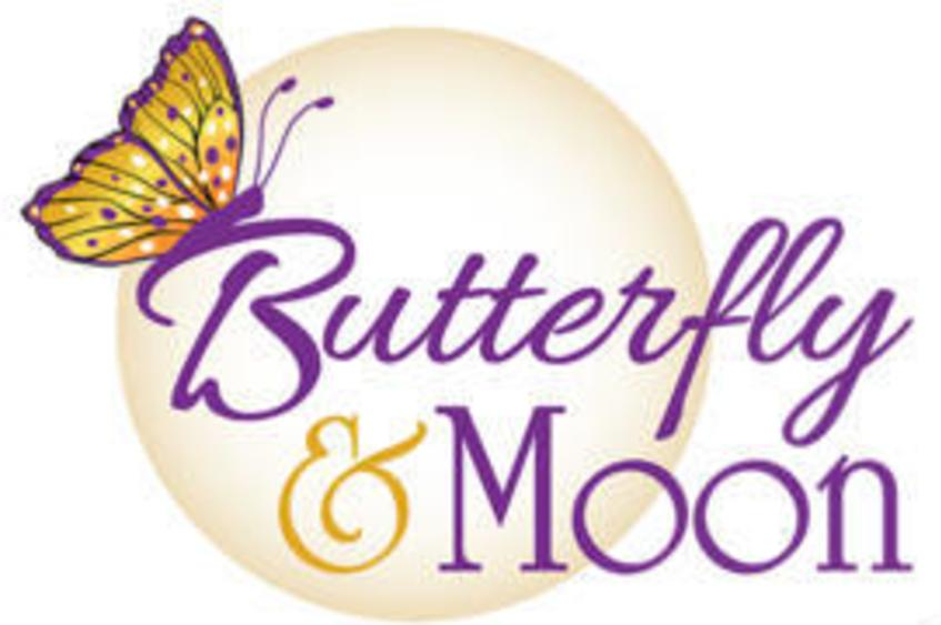 Butterfly and Moon