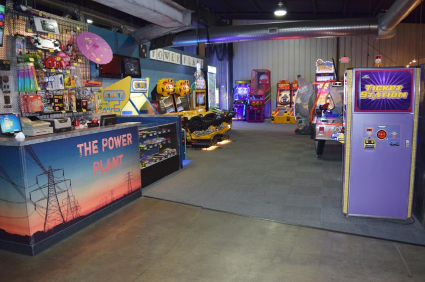 Adrenaline Zone Arcade