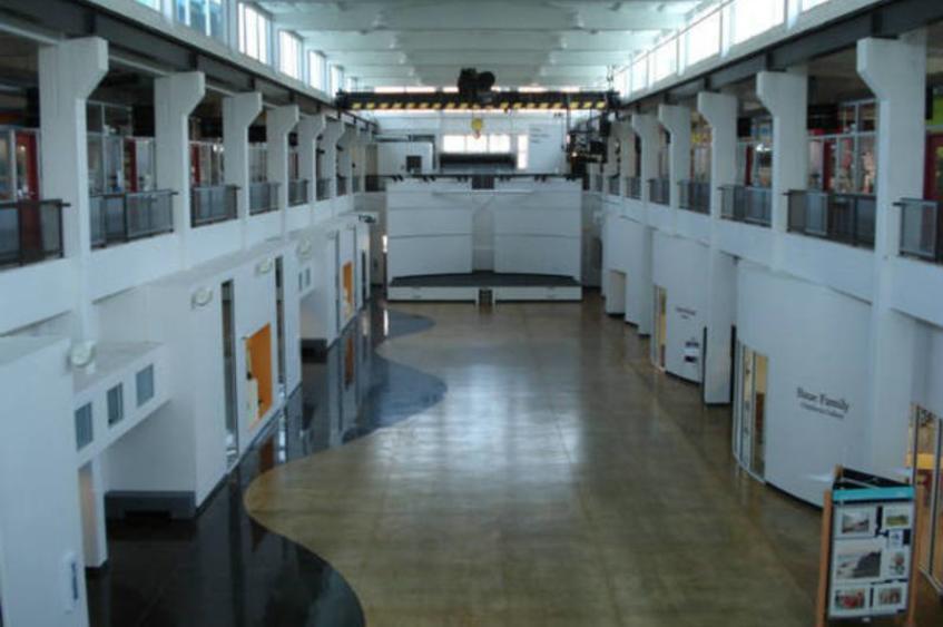 Foundry Art Centre - Interior