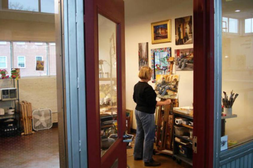 Foundry Art Centre - Studiio