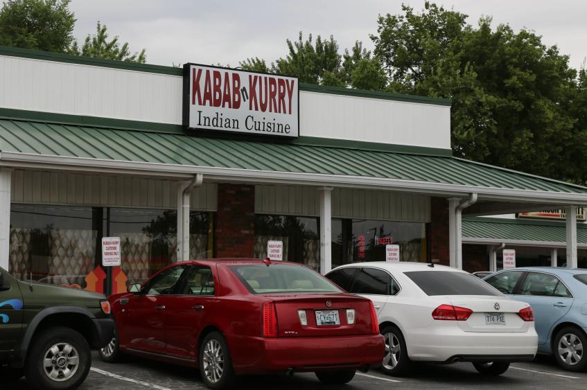 Kebab & Kurry