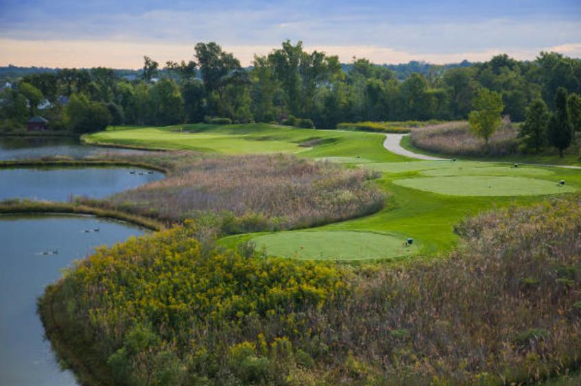 Persimmon Woods Golf Club