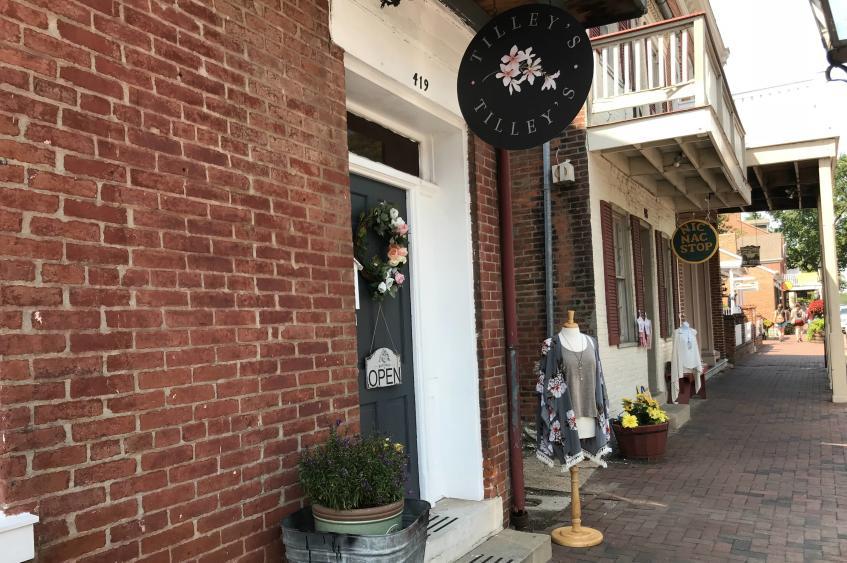 Tilley's Boutique