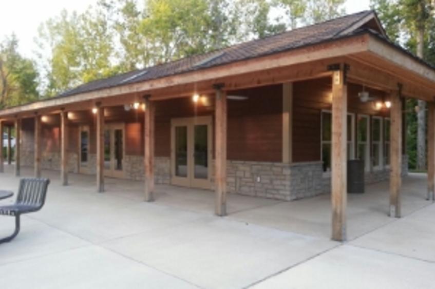 Webster Park Community Building