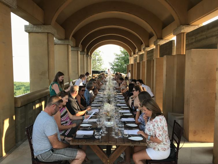Dinner at Mission Hill - Summer Series