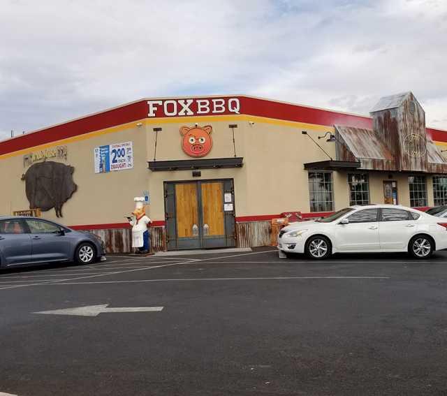 Fox Smokehouse BBQ