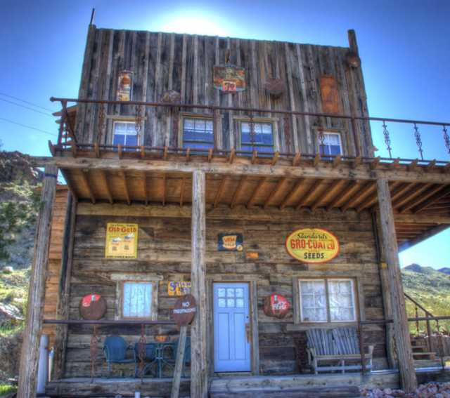 Eldorado Canyon Mine Tours