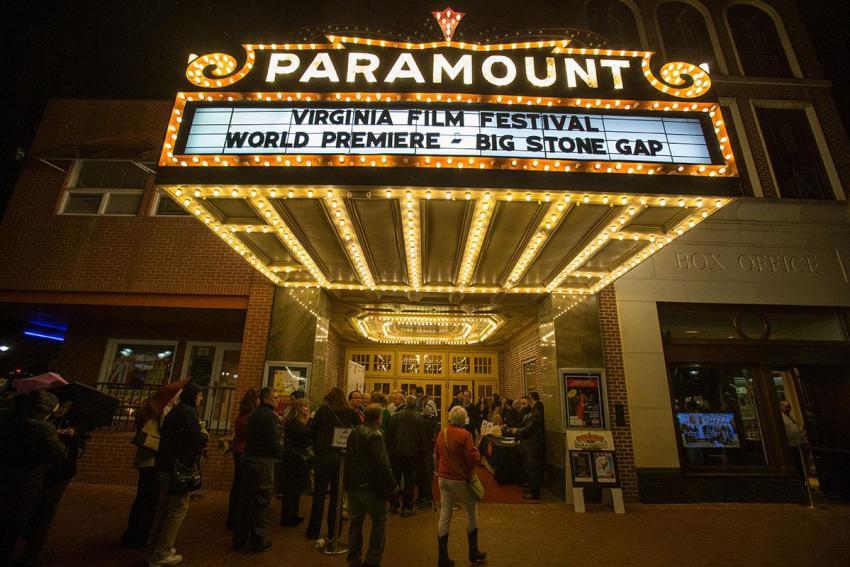 Virginia Film Festival Paramount