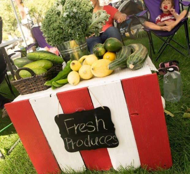 Happy Valley Farmers Market