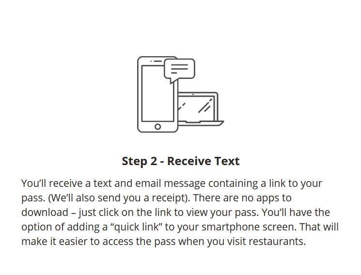 Step 2 - Receive Text