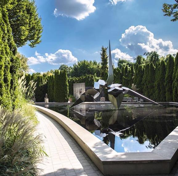 GFS Sculpture Lake