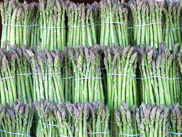 BC Tree Fruits Market - Asparagus