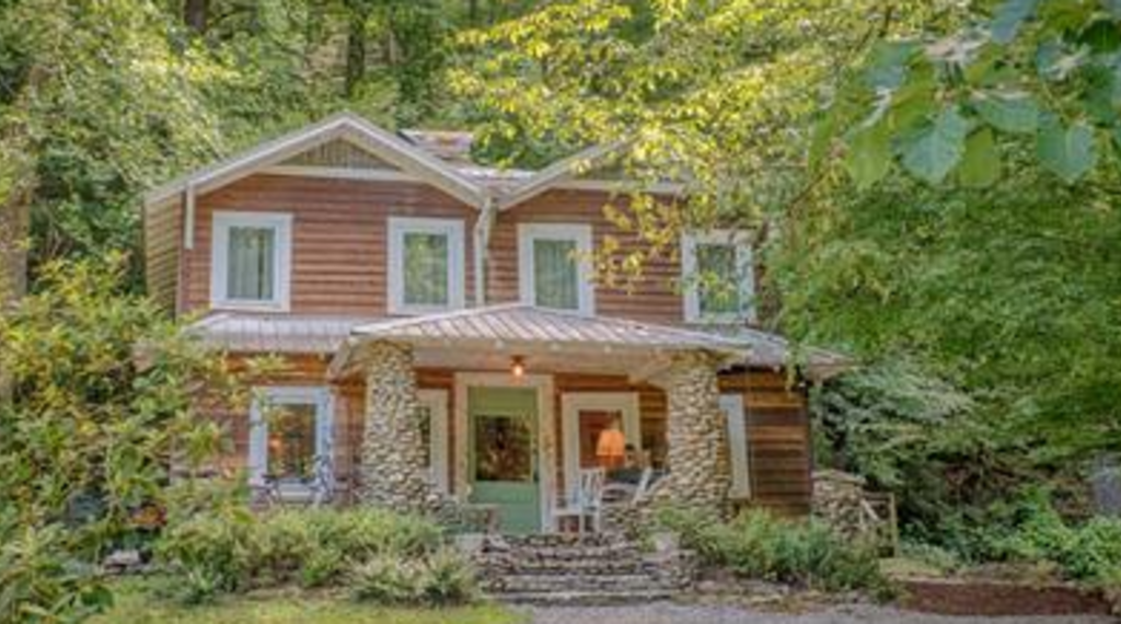 ARE Vintage Cabin home