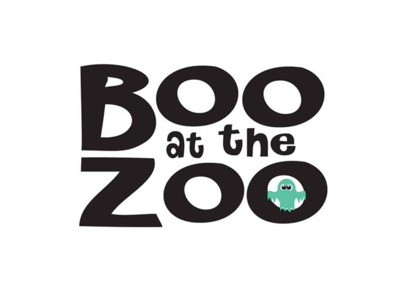 Boo at the Zoo Halloween event