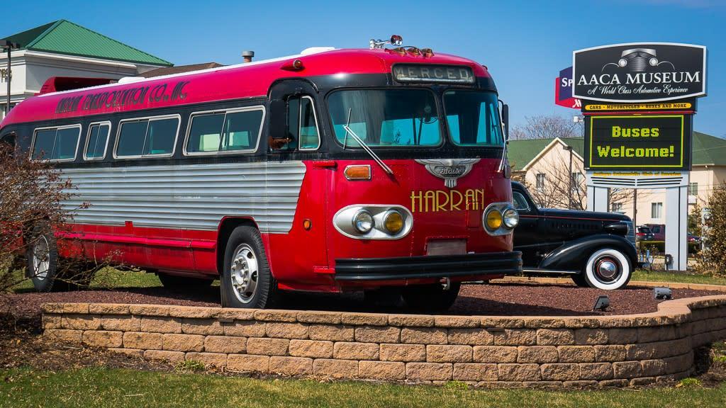 Antique Auto Museum in Hershey
