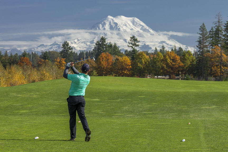 The Home Course in DuPont, Washington