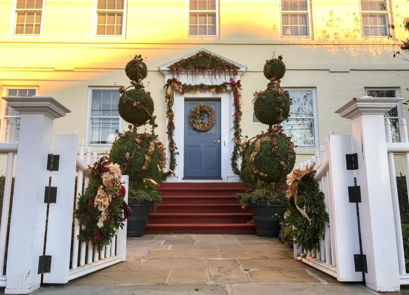 Holiday Door 6