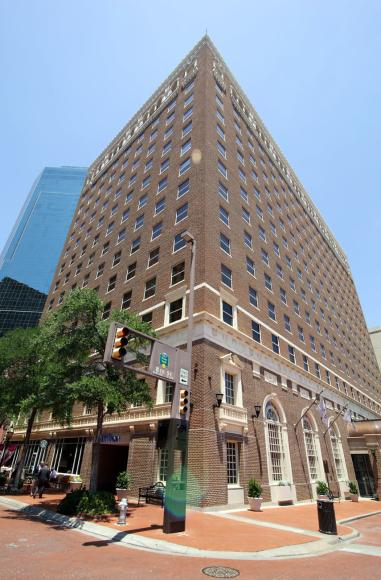 Downtown Hilton Main Street