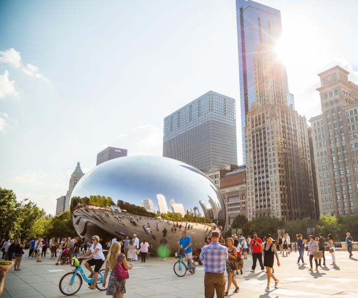 Upcoming trade show in Chicago?  FREE & BUDGET-FRIENDLY CHICAGO TIPS!