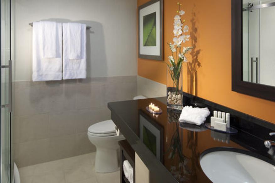 Renovated Guest Bathroom