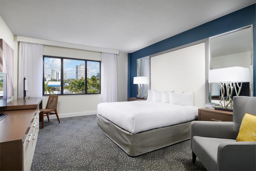 Standard Guestroom with King Bed
