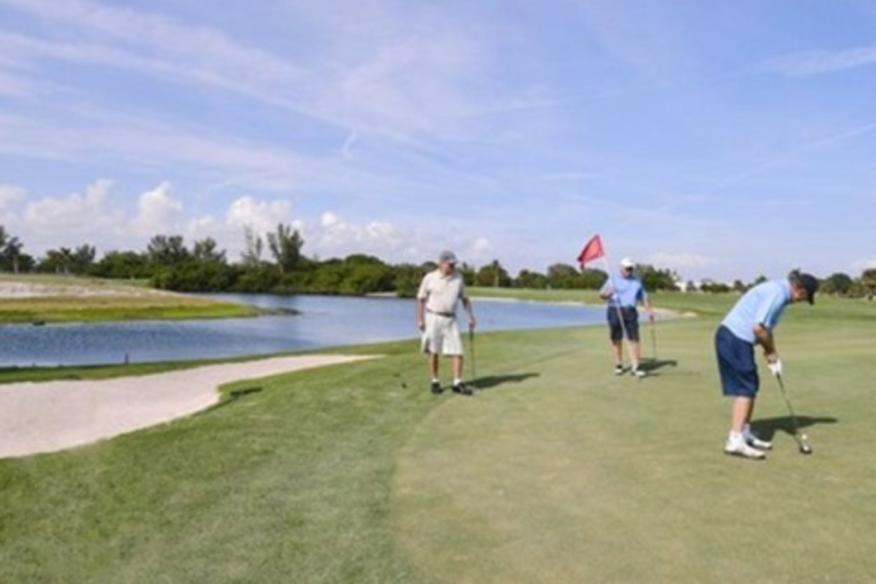 POMPANO BEACH GOLF COURSE