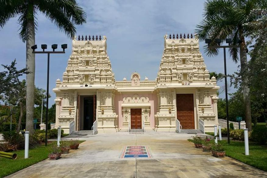 SHIVA VISHNU TEMPLE OF SOUTH FLORIDA (HINDU) | Southwest
