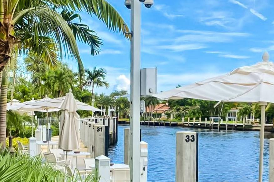 Waterfront Dining at it's best