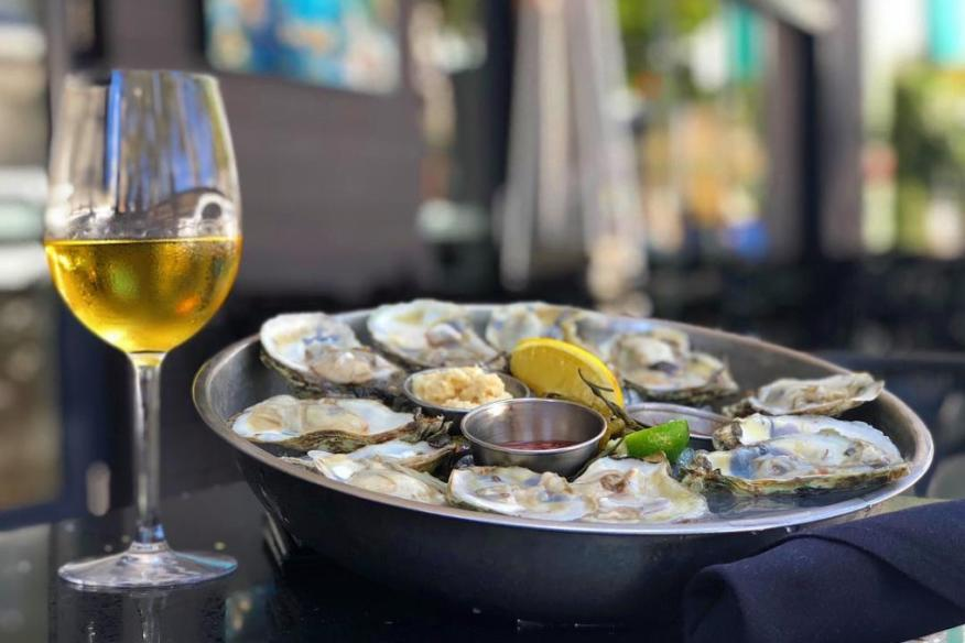 Oyster Mania Monday